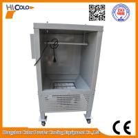 Wholesale Auto Filter Lab Powder Spray Booth Recycle For Powder Testing Purpose from china suppliers