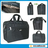 Wholesale Extension-type large shoulder bag 1680D Hight Quality laptop messeger bag for business traveling luggage from china suppliers
