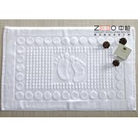 Wholesale Professional Hotel Floor Towels For Home / Spa Easy Maintenance from china suppliers