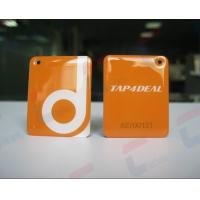 Wholesale Custom Bag Tags With Embossed Logo , Personalized Travel Tags Printable from china suppliers