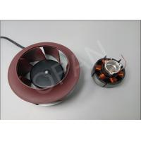 Quality Energy Saving 60w 24V Telecom EC Centrifugal Fans Pa66 Low Noise for sale