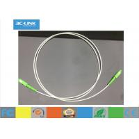 Buy cheap FTTH Patch Cord For Link PONto Splitteor Jump Cable SC APC SC UPC from wholesalers