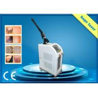 China Medical Eo Active Tattoo Laser Removal Machine 2 Wavelength on sale