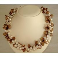China Freshwater Pearl Necklace, Fine Jewelry, Pearl Jewelry on sale