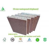 Buy cheap 2016 Top sale Japan JIS standard flooring grade F4 star 18mm water proof plain flakeboard from wholesalers