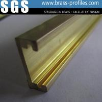 Wholesale Decorative Copper Fashion Frame Extrusion Profiles Sections from china suppliers