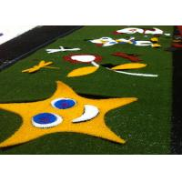 Wholesale Decorative Healthy Coloured Artificial Grass False Turf Long Life Expectance from china suppliers