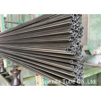 """Quality Non Polished Finish Stainless Steel Round Tube Stock 1/4"""" - 6"""" For Frame Work for sale"""