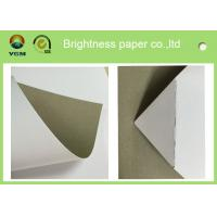 Wholesale 250gsm 0.31mm Printed Cardboard Sheets , Recycled Mixed Pulp A4 Cardboard Paper from china suppliers