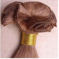 Wholesale 100% Human Hair Handtied wefts from china suppliers