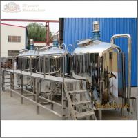 Wholesale 2000L used commercial beer brewing equipment for sale with CE and ISO certificated from china suppliers