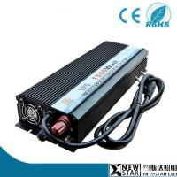 Wholesale 1500w Sine Wave 50Hz/60Hz 12v/24V/28V to 110V/220v DC Inverters with Charger Air conditioner DC Inverter to AC from china suppliers