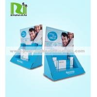 Wholesale Fashionable POP Cardboard Displays , Cosmetic point of purchase counter displays from china suppliers