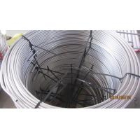 Wholesale Stainless Steel Coil Tube ,ASTM A249 / TP316L,TP316Ti ,TP321,TP347H,TP904L, Bright Annealed , Coil from china suppliers
