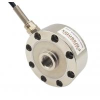 Buy cheap Pancake load cell 100kg compression load cell 1000N compression force sensor from wholesalers