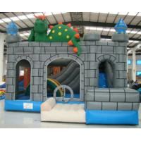 Wholesale Commercial Inflatable Sports Games , Kids Commercial Bouncy Castle For Outdoor from china suppliers