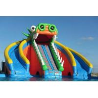 Wholesale Aqua Park Equipment Inflatable Water Park Games Projects 0.9mm PVC Tarpaulin from china suppliers