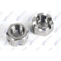 Wholesale DIN935 Hex Slotted Nuts from china suppliers