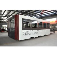 Wholesale Stainless Steel Laser Cutting Machine 1000 Watt With Enclosed Double Driver Pallet Table from china suppliers