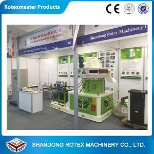 Wholesale 1-1.5Ton/h Output Ring Die Wood Pellet Machine  , Wood Pellet Press Machine with CE from china suppliers