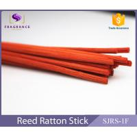 Wholesale Easy Use Red Rattan Reed Sticks Refill For Home Fragrance Diffuser from china suppliers