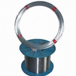 China Galvanized/steel galvanized wire on sale