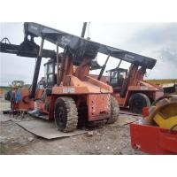 Wholesale Used Kalmar 45 Ton Reach Stacker from china suppliers