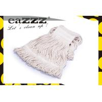 Wholesale Eco friendly Cleaning White Cotton wet mop heads refill for Home from china suppliers