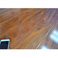 Wholesale High Gloss Grey Laminate Flooring Unilin Click AC4 Against Wear / Staining / Fading from china suppliers