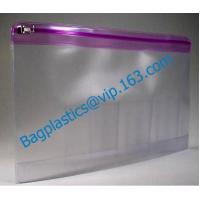 Wholesale Metal Zipper BAGS, Metal slider BAGS, metal zip BAGS, metal grip BAGS, metal resealable from china suppliers