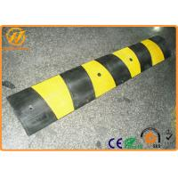 Wholesale Reflective Prefabricated Speed Bumpsfor Parking lot / Road Safety 1830*300*60 mm from china suppliers