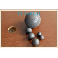 Wholesale Good Wearing Resistance Steel Grinding Balls for Cement plant and mines from china suppliers