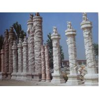 Wholesale Stone Dragon Roman pillars from china suppliers