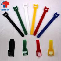 Wholesale OEM  hook and loop velcro strap cable tie from china suppliers