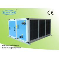 Wholesale Combined AHU Module 100% Fresh Air Handling Unit With Cooling / Heating Function from china suppliers