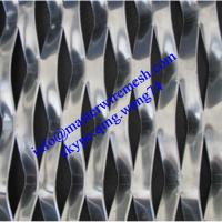 Wholesale 0.5-15*1-30 mm Aluminum/Aluminum Alloy Expanded Metal Mesh from china suppliers