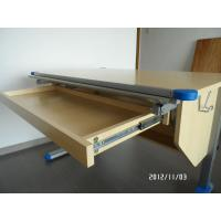 Wholesale Children study Height Adjustable Drawing Desk with storage drawer from china suppliers