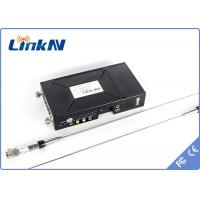 Buy cheap Military Wireless Video Sender , Digital Audio Video Transmission Channel AES256 Encrypted from wholesalers