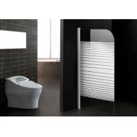 Wholesale Bathtub Shower Screen Frameless from china suppliers