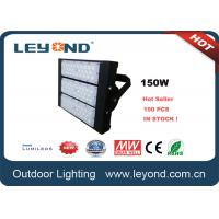 Wholesale Black Color 160LM/W Philips 5050 Chip Meanwell Driver Sport Stadium Outdoor Lighting 150W LED Flood Light In Stock from china suppliers