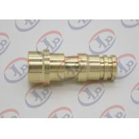 CNC Turning High Precision Machining Parts Unthreaded Brass Union ø14*34 mm