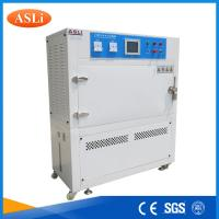 Wholesale Accelerated UV Aging Test Chamber 280 ~ 420 nm Anti - Sun Light Climate Resistant from china suppliers