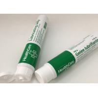 Wholesale Flexo Printing Laminated Tube Packaging For Jelly With Flip Top Cap from china suppliers