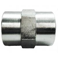 Wholesale Hydraulic Adaptor Fittings Female Pipe Coupling Carbon Steel and Stainless Steel from china suppliers