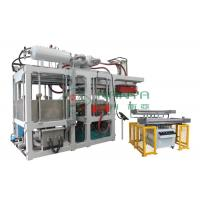 Wholesale Green Automatic Paper Plate Making Machine / Disposable Plates Making Machine from china suppliers