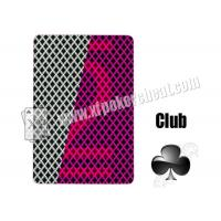 Wholesale Magic Props Kaptbi Hrpajibhbie Invisible Playing Cards Paper Standard Marked Playing Cards from china suppliers