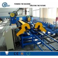 Wholesale Steel Sheet Roller Shutter Door Roll Forming Machine With PLC Control System​ from china suppliers