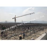 Wholesale Industrial Prefab Steel Buildings With Hot Dipped Galvanized Surface Treatment from china suppliers