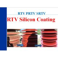 Quality Room Temperature Vulcanized PRTV RTV Silicone Coatings For Ceramic Insulators for sale
