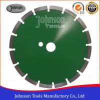Wholesale 230mm Outer Diameter Laser Diamond Saw Blade for Fast Cutting Green Concrete from china suppliers